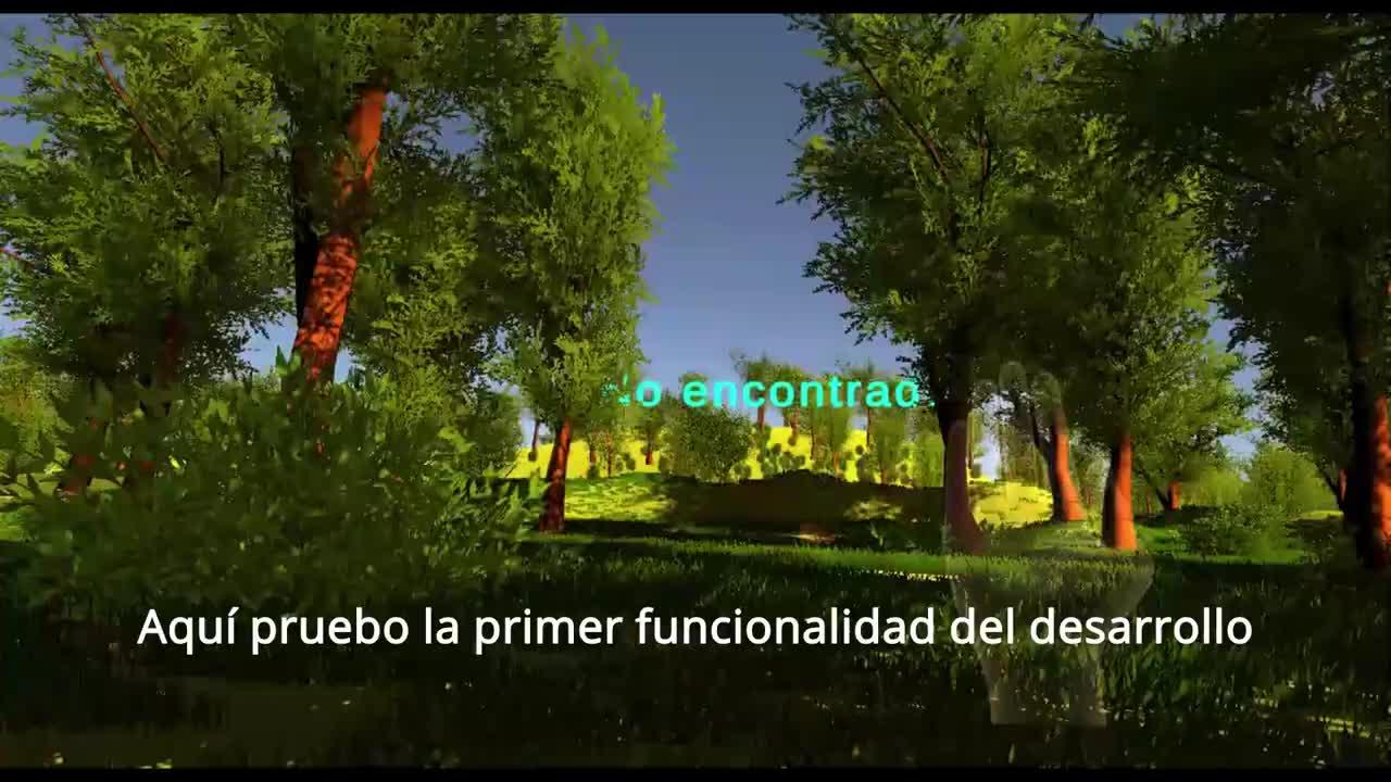 Prototipo de realidad virtual